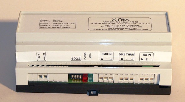 Smart Splitter 10iD